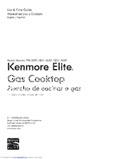 Kenmore ELITE 3232 Use And Care Manual
