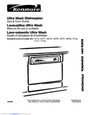 Kenmore 665.16779 Use And Care Manual
