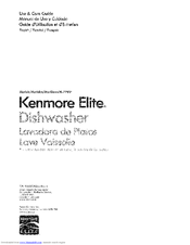 Kenmore 630.7793 Use And Care Manual