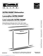 Kenmore 665.1379 Use And Care Manual