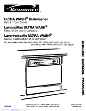 kenmore ultra wash 665 manual