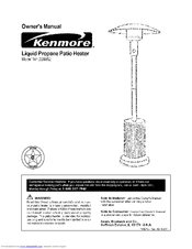 Kenmore 141.229952 Owner's Manual