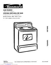 kenmore 362 7262 f use care manual pdf download rh manualslib com Kenmore Model Numbers kenmore 360 manual