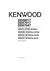 kenwood ddx7017 installation manual pdf download rh manualslib com