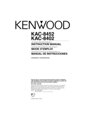 86009_kac8402_product wiring diagram for kenwood kac 8103d wiring diagram and schematic kenwood kac-8103d wiring diagram at crackthecode.co