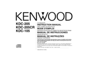 kenwood kdc 205 manuals
