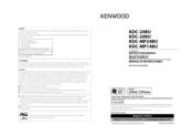 Kenwood Kdc Mp242 Wiring Diagram : Kenwood kdc mp148u manuals