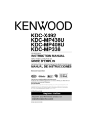 86202_excelon_kdcx492_product kenwood kdc mp438u radio cd manuals kenwood kdc-x492 wiring diagram at eliteediting.co