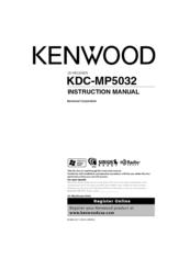 KENWOOD KDC-MP5032 INSTRUCTION MANUAL Pdf Download. on kenwood kdc 2019 wiring harness, kenwood kdc mp232, kenwood home stereo system, kenwood car audio,