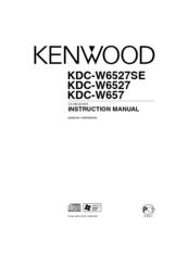 kenwood kdc w6527 manuals rh manualslib com Kenwood KDC Bt648u Kenwood KDC Bt648u