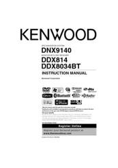 kenwood dnx 9140 excelon navigation system manuals rh manualslib com Kenwood eXcelon 12 PSP E1000
