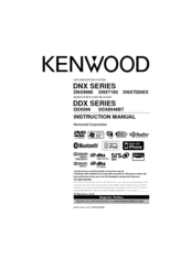 kenwood dnx7160 manuals rh manualslib com