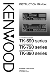 kenwood fleetsync tk 790 manuals rh manualslib com Kenwood Tk 690 TK-790 Pin Out