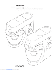 Kenwood Major KM040 series User Manual