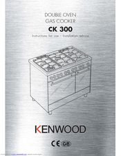 Kenwood CK 300 Instructions For Use Manual