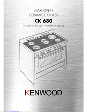 Kenwood CK 487 Instructions For Use Manual