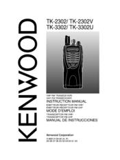 kenwood tk 3302 instruction manual