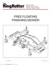 king kutter free floating finishing mower manuals rh manualslib com king kutter disc manual king kutter mower manual