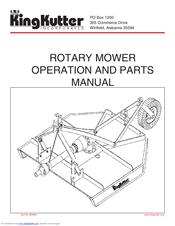 king kutter rotary mower manuals rh manualslib com king kutter manual finish mower king kutter spreader manual