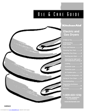 KitchenAid 3405633 Use & Care Manual