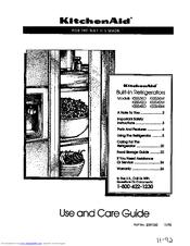 kitchenaid dishwasher repair manual pdf