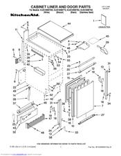 Kitchenaid KUIS18NNTS - Automatic Ice Maker Manuals