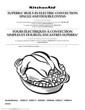 Kitchenaid Superba Kebs177 Manuals