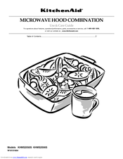 KitchenAid KHMS2056S Use & Care Manual
