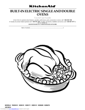 KitchenAid KEBI141 Use And Care Manual