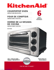 88211_kco1005_product kitchenaid kco1005 countertop oven manuals