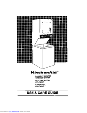 KitchenAid KELC500T Use And Care Manual