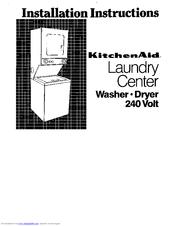 kitchenaid washer dryer manuals rh manualslib com kitchenaid dryer service manual kitchenaid dryer owners manual