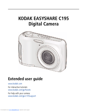kodak easyshare c195 manuals rh manualslib com kodak c195 software download kodak easyshare c195 instruction manual
