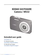 kodak easyshare m532 extended user manual pdf download rh manualslib com kodak easyshare m532 manual en español Kodak EasyShare All in One