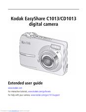 kodak c160 easyshare 9 2mp digital camera manuals rh manualslib com Kodak EasyShare Printer Kodak EasyShare Troubleshooting