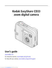 EASYSHARE CD33 DRIVERS FOR WINDOWS 8