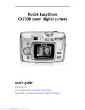 KODAK CX7330 ZOOM DIGITAL CAMERA WINDOWS 10 DRIVER DOWNLOAD