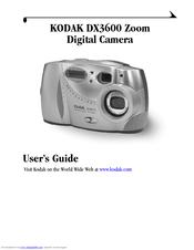 kodak dx3600 user manual pdf download rh manualslib com Kodak EasyShare P880 Kodak EasyShare P880