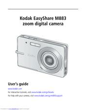 kodak easyshare m883 user manual pdf download rh manualslib com kodak easyshare m883 manual kodak easyshare m883 camera manual