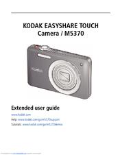 kodak easyshare touch m5370 extended user manual pdf download rh manualslib com