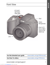 Kodak Z990 User Manual