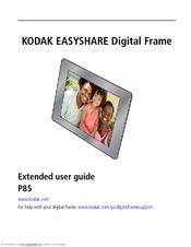 kodak easyshare p85 digital frame manual basic instruction manual u2022 rh winwithwomen2012 com kodak digital frame manual kodak easyshare m820 digital frame manual