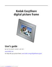kodak sv 1011 easyshare digital picture frame manuals rh manualslib com Kodak LED Frames kodak digital picture frame manual
