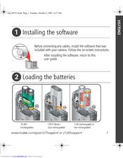 Kodak EasyShare Z1275 User Manual