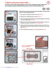 хлебопечка bifinett kh 2231 инструкция на русском