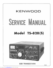 kenwood ts 820 service manual pdf download rh manualslib com Kenwood Ts 820s Service Manual Kenwood Ts 820s Service Manual