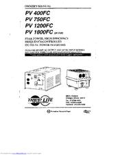 tripp lite pv 1200fc manuals rh manualslib com tripp lite user guide tripp lite smartpro ups user manual