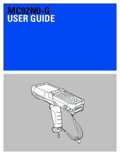 Motorola MC92N0-G User Manual