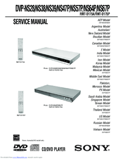 sony dvp ns57p cd dvd player manuals rh manualslib com Sony DVP Ns57p Manual Sony DVP Ns57p DVD