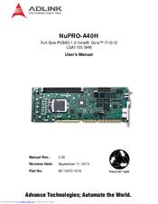 ADLINK BIOS NuPRO-850 64 Bit